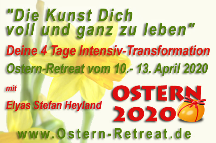 Ostern Retreat 2020