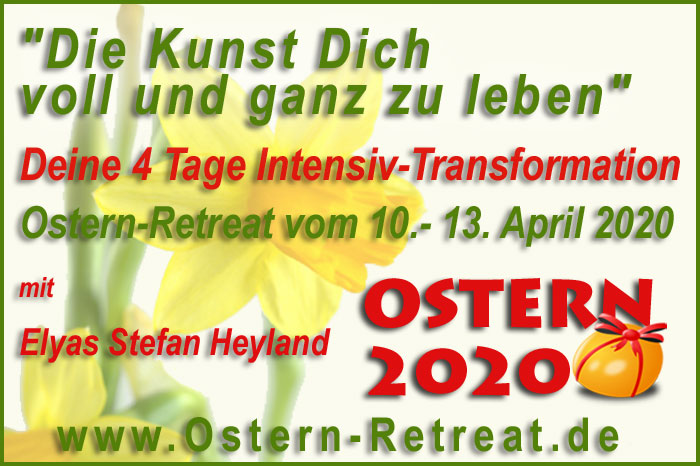 Ostern Retreat2020
